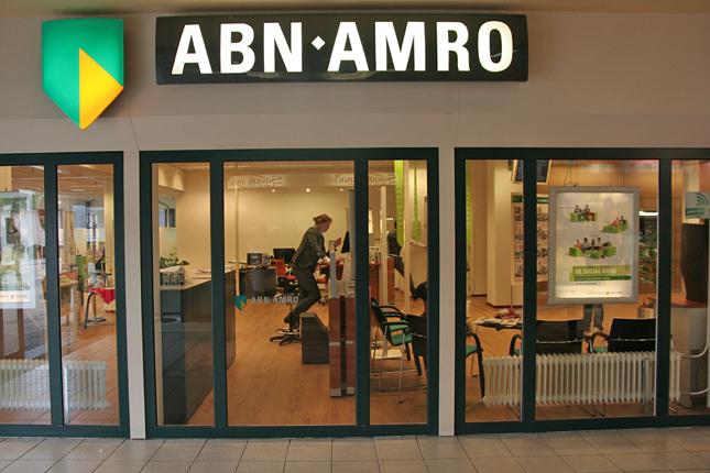 ABN Amro gana un 18,5% menos en el primer trimestre