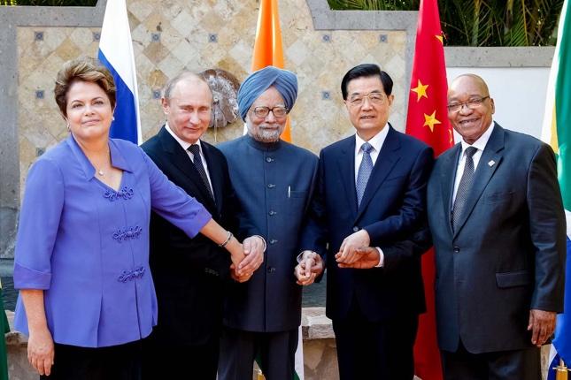 BRICS coordina esfuerzos para proteger sus economías