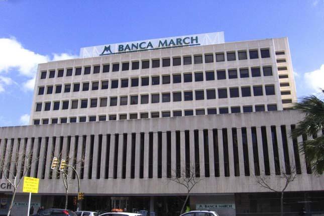 Banca March, elegida mejor entidad de banca privada en Europa