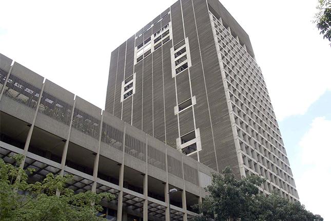 Banco Central de Venezuela convoca una subasta de inversión
