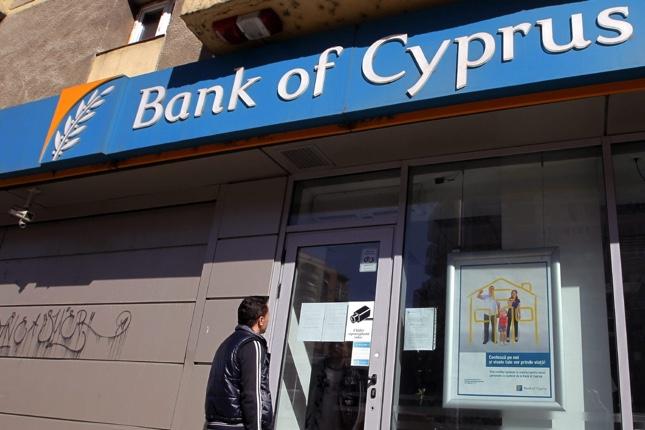 Banco de Chipre ficha a Josef Ackermann