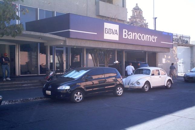Crece cartera de crédito de BBVA Bancomer