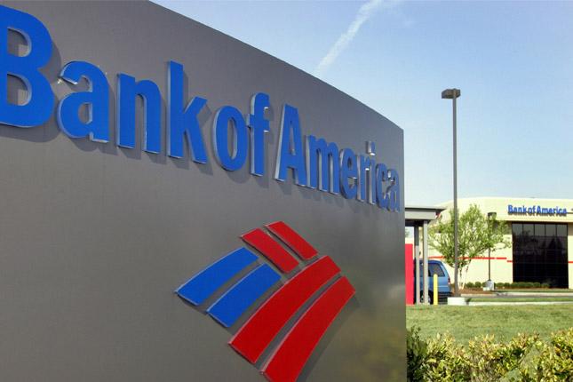 Bank of América gana un 18% menos