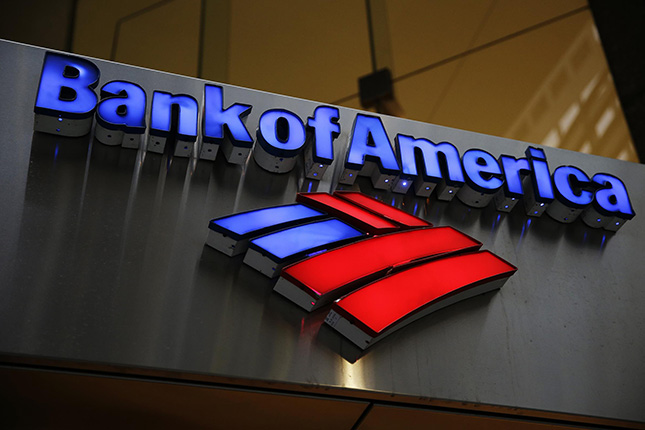 Bank of America gana un 60,6% más en 2018