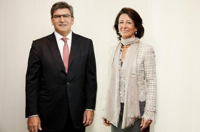 Jose Antonio Álvarez, nuevo consejero delegado de Banco Santander