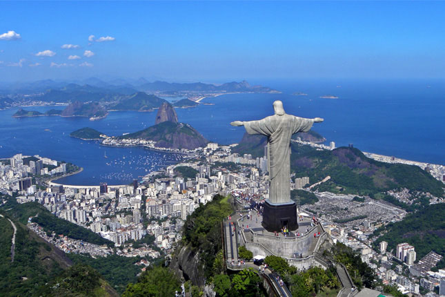 Brasil, líder mundial en emprendedores