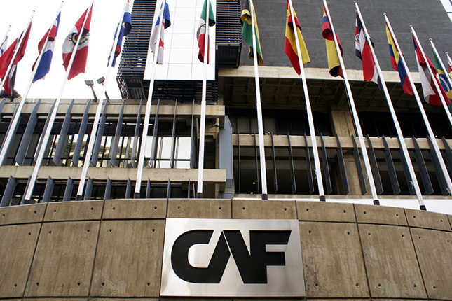 CAF prevé que la crisis china dará oportunidades para América Latina