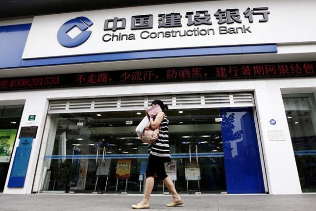 China Construction Bank gana 9.140 millones de euros hasta septiembre