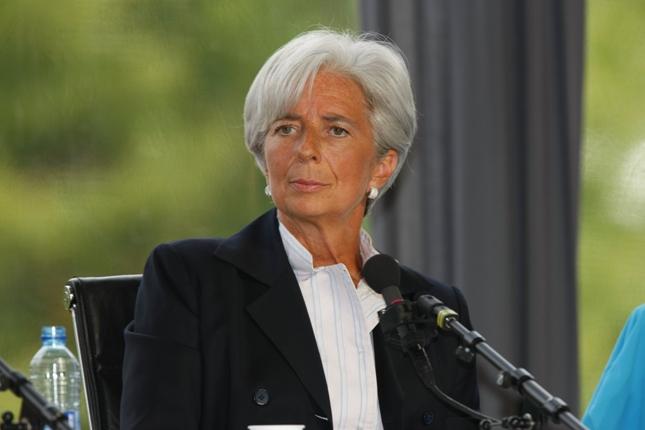 Christine Lagarde releva a Mario Draghi en el BCE