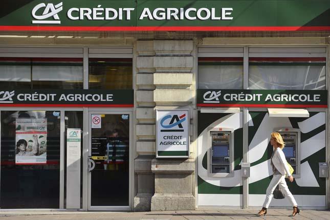 Crédit Agricole gana 845 millones en el primer trimestre del año