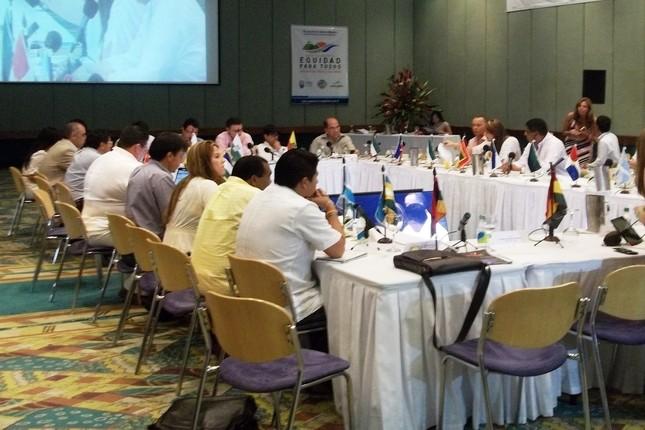 Alcaldes latinoamericanos apuestan por la cooperación