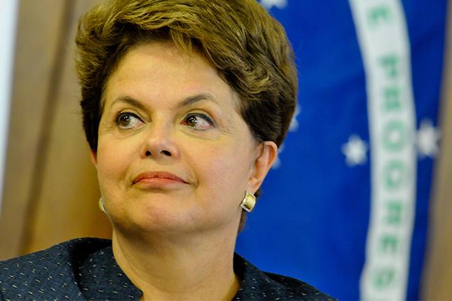 Rousseff asegura que recuperación de economía mundial se ve frustrada