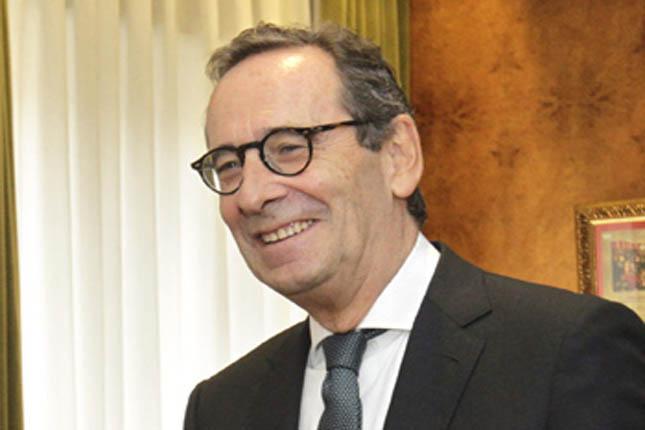 Gregorio Villalabeitia, nuevo presidente de Kutxabank