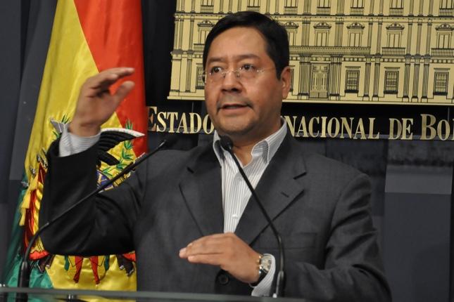 Gobierno de Bolivia prevé crecimiento del 5,9% en 2015