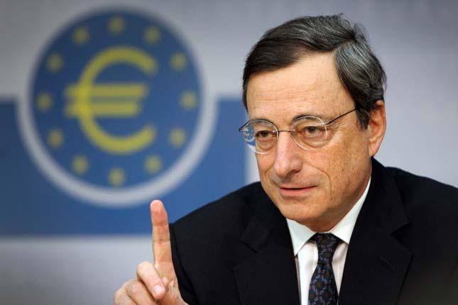 El discurso de Draghi centrará el interés de la reunión del BCE