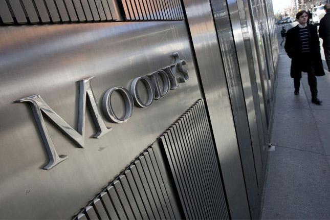 Moody's: el bajo crecimiento de Italia permitirá un descenso de su deuda
