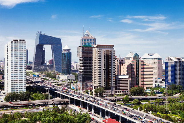 El avance del PIB de China se desacelera