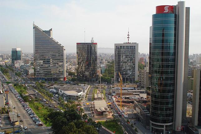 Perú registra un crecimiento del 2,35% en 2014