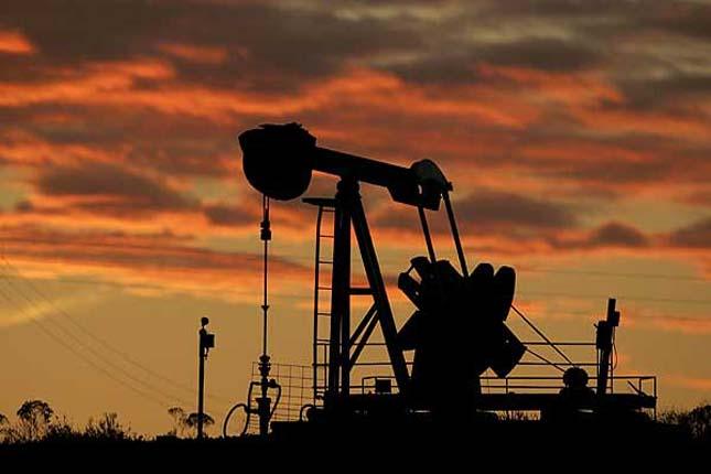 El petróleo Brent, por debajo de los 46 dólares