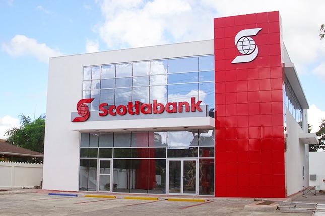 Scotiabank gana 1.231 millones de euros en el primer trimestre de 2016
