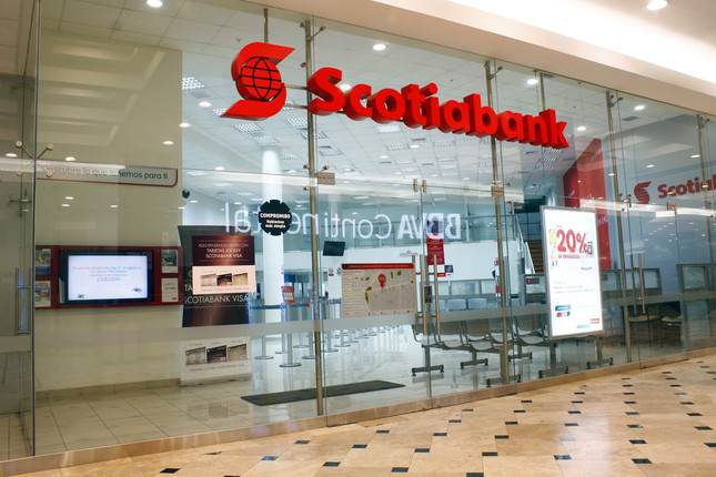 ScotiaBank implementará nueva funcionalidad en sus cajeros