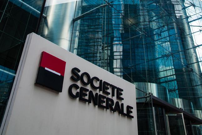 Société Générale: caen las operaciones de trading con acciones
