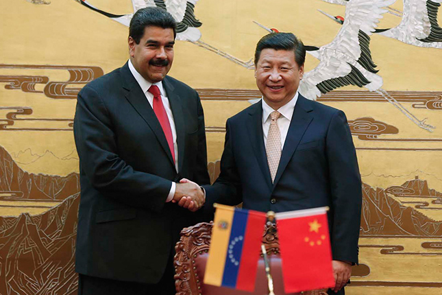 Venezuela anuncia nueva financiación de China