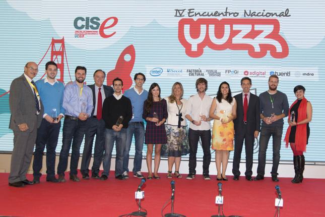 Banco Santander y el programa YUZZ seleccionan a 24 emprendedores españoles