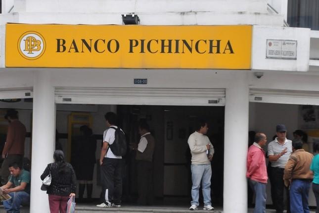 Banco Pichincha, mejor banco del año en Ecuador