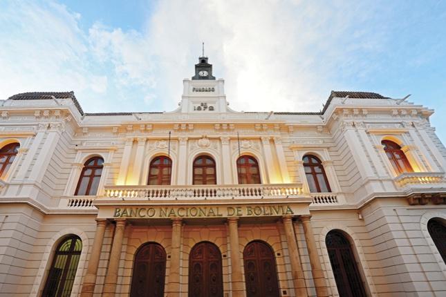 Banco Nacional de Bolivia emite bonos al 6% de interés