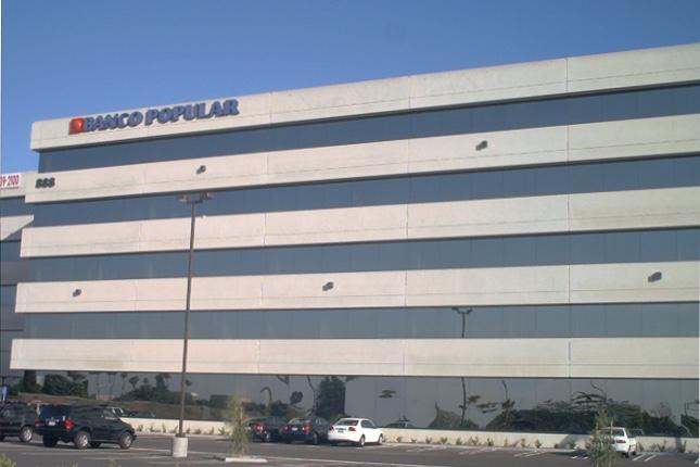 Banco Popular de Puerto Rico vende sucursales.