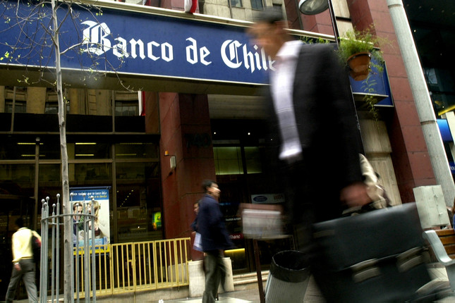 Banco de Chile, líder en créditos de mayor cuantía