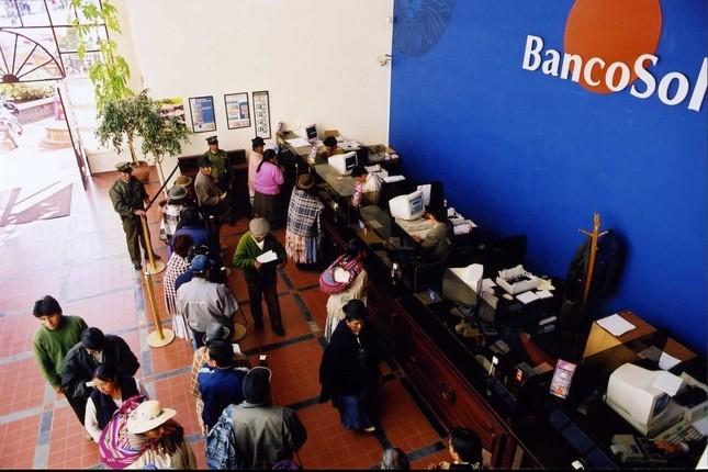 Bancos bolivianos, los mejores de América Latina y El Caribe