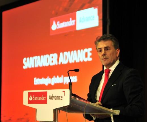 Banco Santander destina 1.300 millones a las pymes gallegas a través de Santander Advance