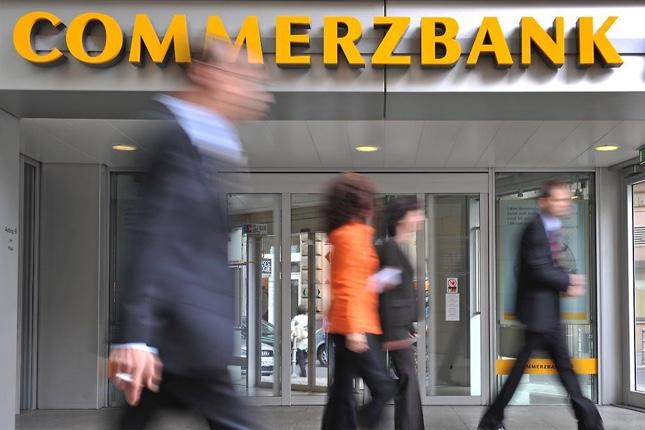 Commerzbank cobrara por depósitos a empresas e inversores