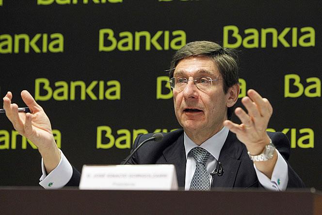 Bankia niega planes para absorber BMN