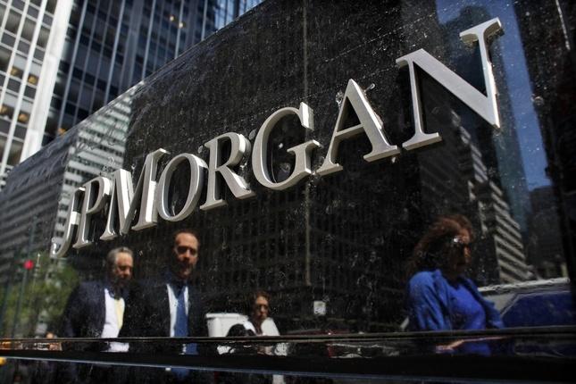 JPMorgan aumenta su beneficio un 11%