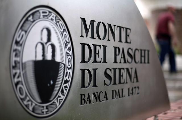 Monte dei Paschi di Siena, suspendido en la Bolsa italiana