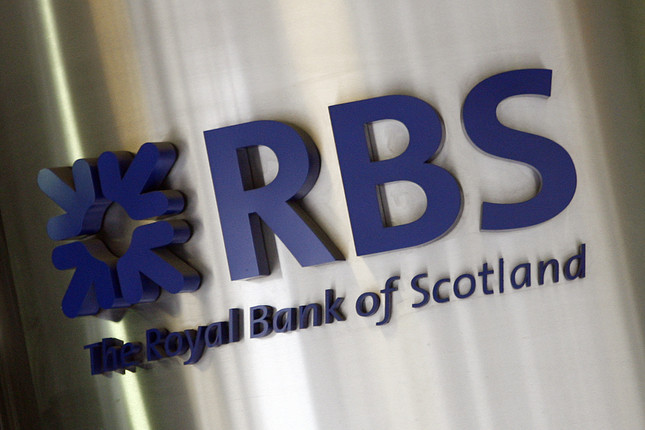 RBS obtiene un beneficio de 707 millones de libras esterlinas (819 millones de euros)