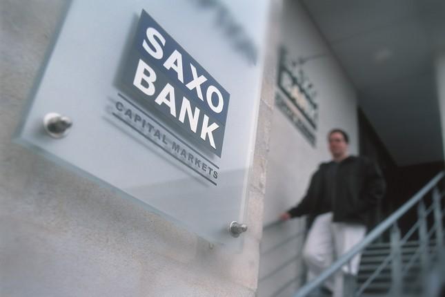 """Saxo Bank recomienda colaboración a bancos y """"fintech"""""""