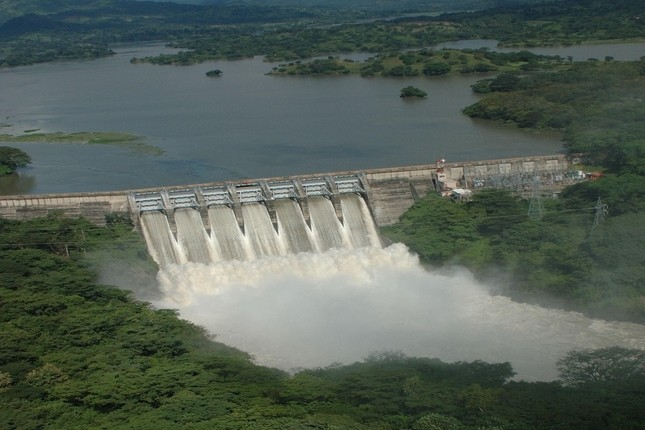 Iberdrola inaugura la hidroeléctrica de Baixo Iguaçu