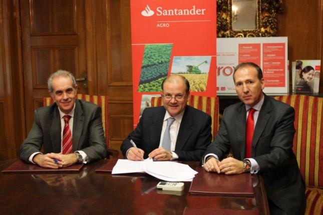 Banco Santander refuerza su compromiso con el sector de la industria alimentaria en Aragón