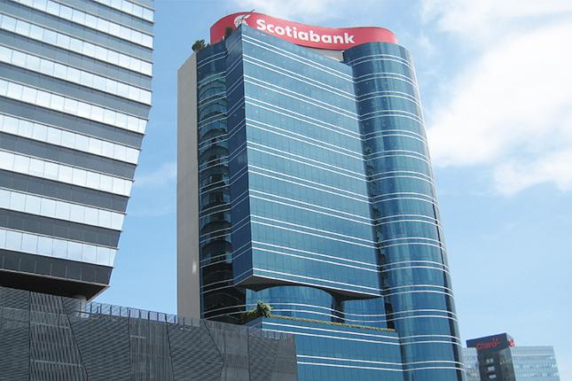 Scotiabank busca al menos un 10% de cuota de mercado en América Latina