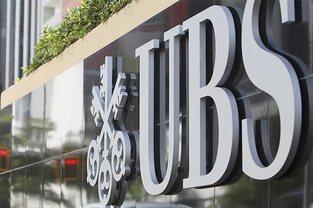 UBS incrementa su beneficio en un 87,5% en el primer trimestre