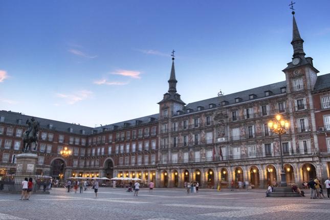 Madrid, la región preferida por la inversión extranjera