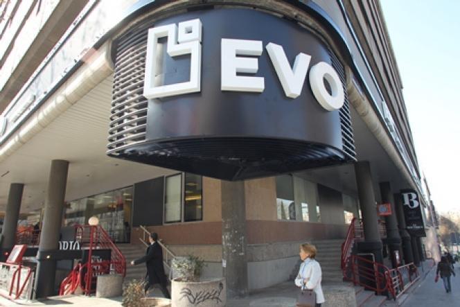 Evo Banco operará sin cajeros del 7 al 9 de abril