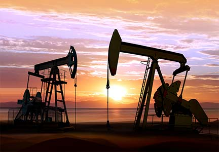 El petróleo sube a 34 dólares gracias al apoyo de Irán