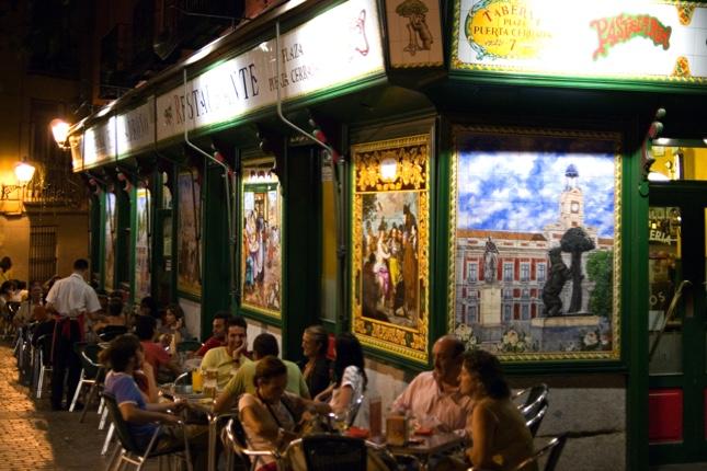 El sector de la restauración español aumenta sus ventas