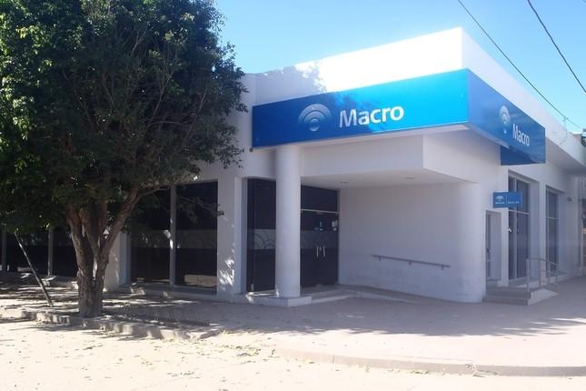 Suspendida la cotización bursátil de Banco Macro en Argentina
