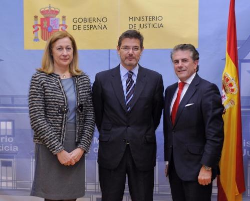 Banco Santander, gestor del servicio de cuentas de consignación de Justicia